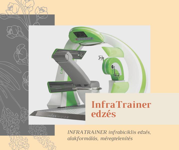 InfraTrainer edzés (30 perc)