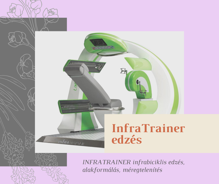 INFRATRAINER (150 perces bérlet)
